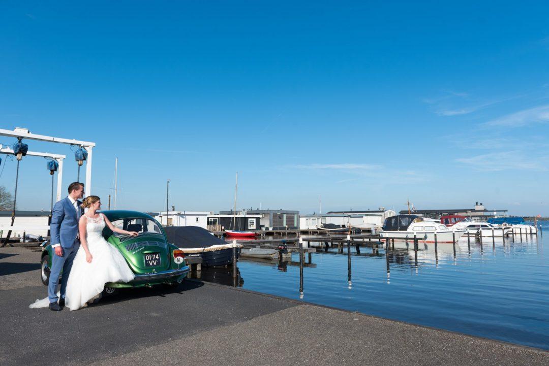 Haven bruiloft